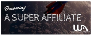Super Affiliate Challenge at Wealthy Affiliate