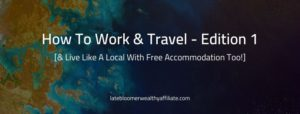 How To Work & Travel