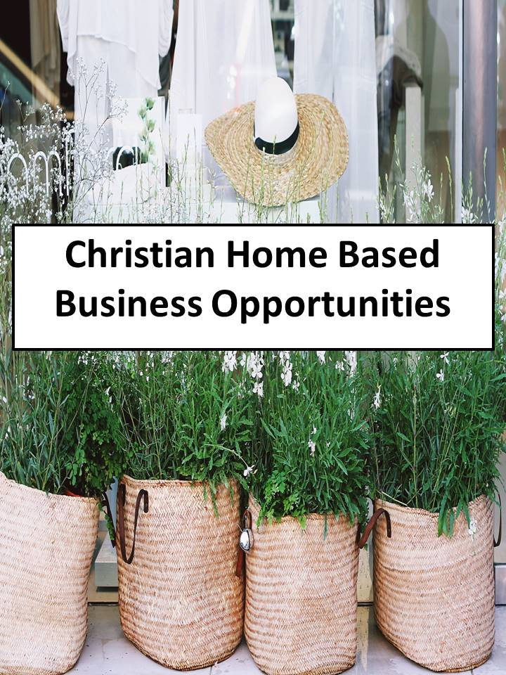 Christian Home Based Business Opportunities
