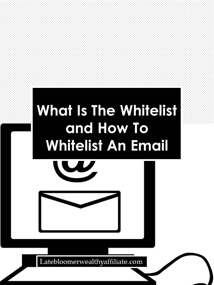 What Is The Whitelist and How To Whitelist An Email