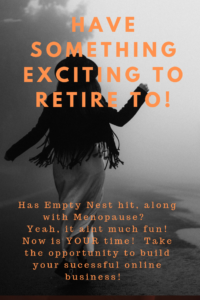 Have Something Exciting To Retire To