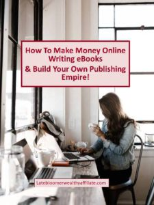 How To Make Money Online Selling EBooks