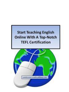 Teaching English Online With