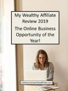 Wealthy Affiliate Reviews 2019