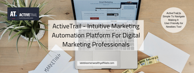 ActiveTrail – Intuitive Marketing Automation Platform For Digital Marketing Professionals