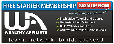 Free Starter Membership Offer with Wealthy Affiliate