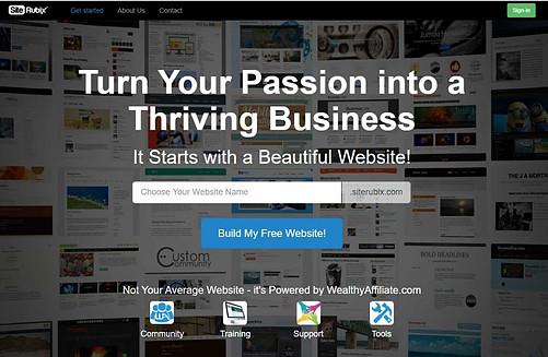 Website Hosting with SiteRubix