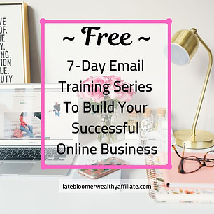 Free 7-Day Email Training Series
