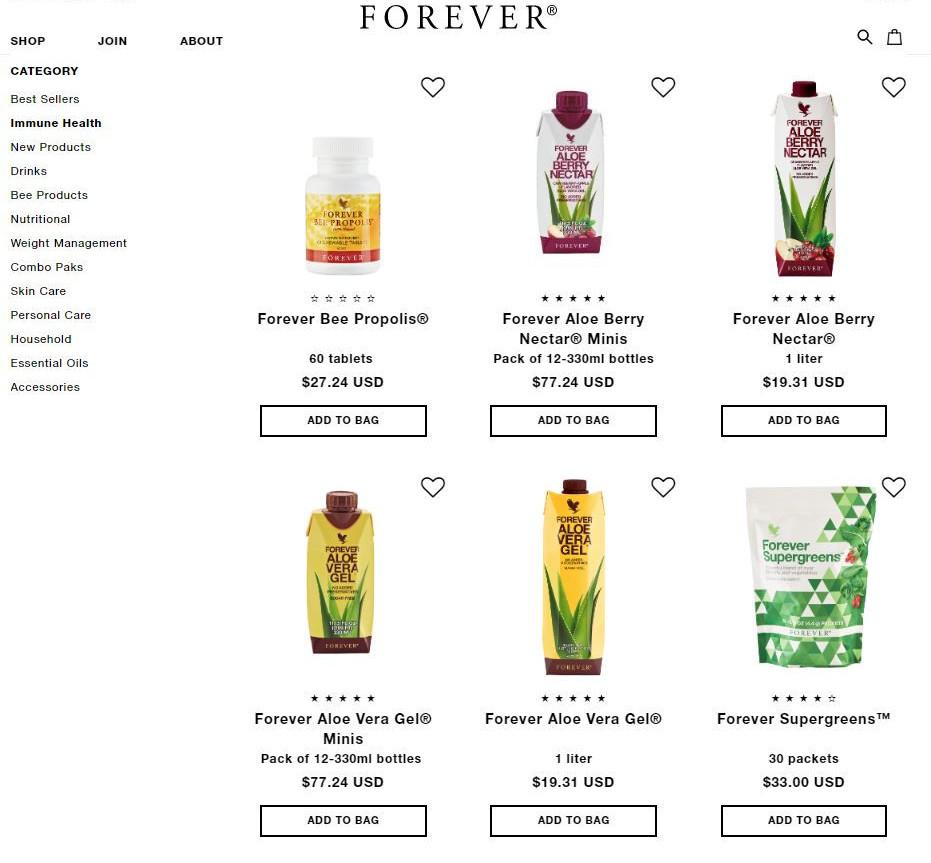 Forever Living Review