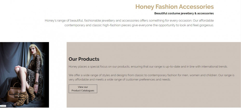 Honey Fashion Accessories