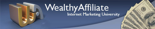 Wealthy Affiliate Internet Marketing University