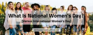 What is National Women's Day