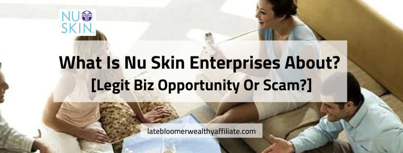 What Is Nu Skin Enterprise About?