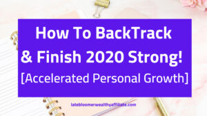 Accelerated Personal Growth