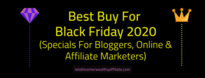 The Best Buy Black Friday Specials
