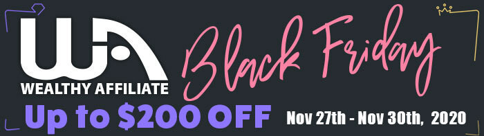 WA Black Friday 2020